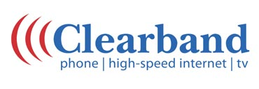 Clearband logo