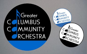 Greater Columbus Community Orchestra logo