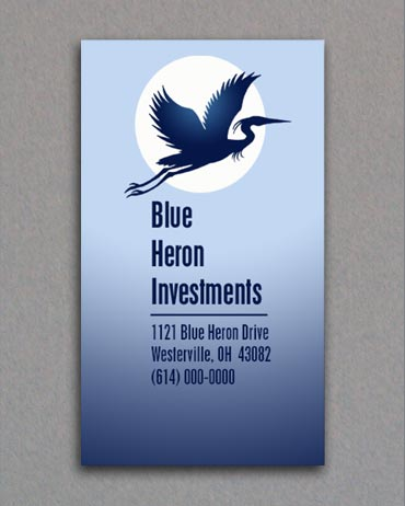 Blue Heron Investments logo