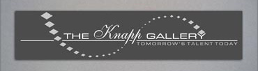The Knapp Gallery logo
